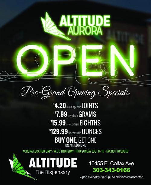 Altitude Aurora Pre Grand Opening