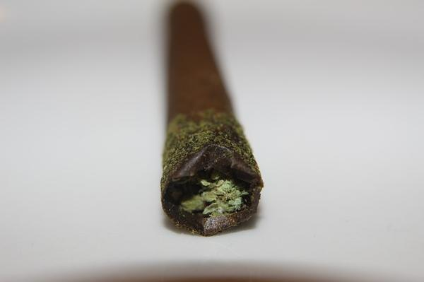 weed and blunts